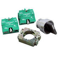 "BLOWER SWITCH KIT ROTARY fits 7/8"" HOLE for Middleby Marshall Oven JS250 421512"