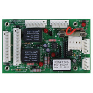 RELAY BOARD KIT W/Wire Harness for Pitco Fryer 4SSH75CSFD 5SSH75CSFD 461733