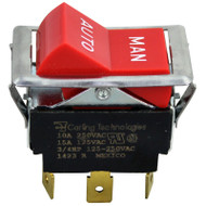 COOL DOWN SWITCH 7/8 X 1-1/2 SPST 15A/125V Blodgett Oven BCG CTBR DFG 421047