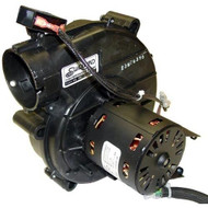 BLOWER MOTOR ASSEMBLY 115V 3450RPM for Cleveland Boiler KGL OEM KE53441 681147