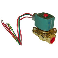 Champion 100054 Solenoid Valve 3//4 Fpt 110//120V Hot Water 2-Way For Champion Asco 581030