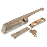 LATCH WITH STRIKE Magnetic Straight Handle W/Lock & Key for CHG 2824 9175 221095