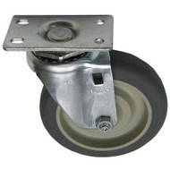 """PLATE MOUNT CASTER 4"""" DIA 1-3/4 X 3 Plate for Component Hardware Group 262368"""