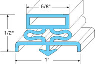 "DOOR GASKET 22 3/4"" X 29 1/2"" Dart Mount for Traulsen OEM # SER-41222-00 741287"