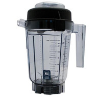 Container / Pitcher 32 oz Blending Station Vita-Mix 15640 w/blade & lid 26648