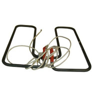 """TOP GRIDDLE ELEMENT 120V 800W 10-1/2"""" X 11-1/2"""" STAR CG14 CG14T PS-Z1980 341748"""
