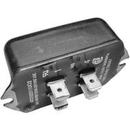 """RELAY SWITCH 25AMP 115V 1/4"""" Tab Terminals for Hobart Part # 271612-2 421718"""