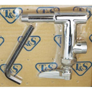 "FAUCET ADD-ON W/O Nozzle Includes 3/8"" Hex Wrench for T & S B-0155-LN 561366"
