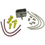 "ROTARTY SWITCH KIT fits 3/8"" Hole Hobart Hotplate Vulcan Broiler VB-2-1 421296"