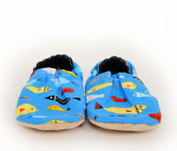 Gone Fishing Bison Booties 0-6 months