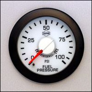 ELECTRONIC Fuel Pressure Gauge 0-100 PSI R14044 - ISSPRO EV2