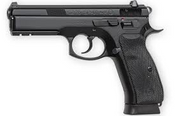 CZ 75 SP-01 – 9mm  (Magazine not exactly as shown)