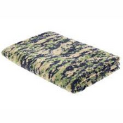 Rothco Camo Fleece Blanket Woodland Digital Camo