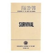 Rothco Survival Manual