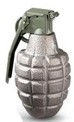 Dummy Pineapple Grenade