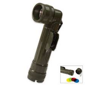 Rothco G.I. Type D-Cell Flashlights Coyote Olive Drab