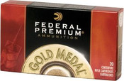 Federal Gold Metal Match 175 gr  Sierra Match King 308 Win  200 Rounds