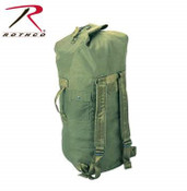 Rothco G.I. Type Enhanced Double Strap Duffle Bag