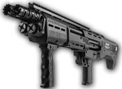 Standard Manufacturing  DP-12 Double Barrel Pump 12 Gauge Shotgun 16 Round Capacity