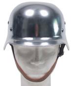 Reproduction German Army Helmet Chrome
