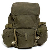 Canadian Forces Ruck Sack (Frame & Straps Not Included)