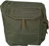 Canadian Military Issue Web Gas Mask Bag