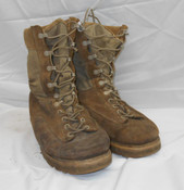 Hot Weather Combat Boots (Tan Desert)