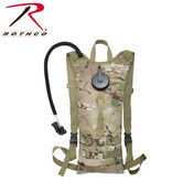 Rothco Backstrap Hydration System- Multicam