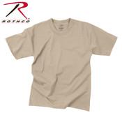 Rothco KIDS T-Shirt -Desert Sand MED