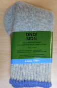 NEW DND Military Cold Weather Socks - Med