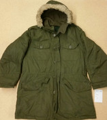 CFS Extreme Cold Weather Parka with fur trim