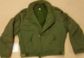 CFS F.R. Cold Weather Flyers Jacket - Green