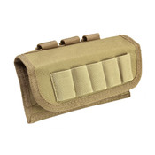 NC Star Shot Shell Pouch - Tan