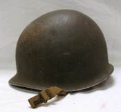 Spanish Army Steel Helmet  (WW2 US Army Style) Grade 2