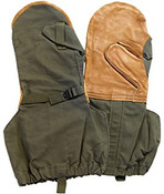 US Army Finger Mitts - Unissued