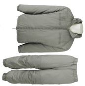 Tennier Industries GEN III ECWCS, LEVEL VII: EXTREME COLD JACKET (Surplus) & TROUSERS (New) COMBO