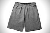 Canadian Forces Unisex Athletic Shorts - Grey (Unissued)