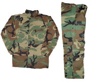 US Army Chemical Suit Med