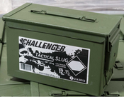 "Challenger 12ga 2 3/4"" Tactical Slug 175rds"