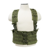 NC Star AR Chest Rig - Green
