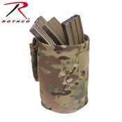 Rothco Molle Roll-Up Utility Dump Pouch - Multicam