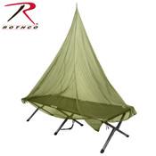 Rothco Single Person Mosquito Net - OD