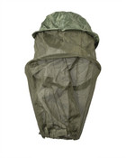 Canadian Surplus OD Mosquito Head Net