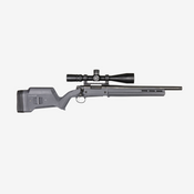 Magpul Hunter 700 Stock - Remington 700 Short Action - Stealth Gray