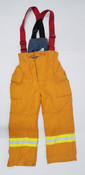 Securitex Firefighter Turnout Pants - Size 70/30