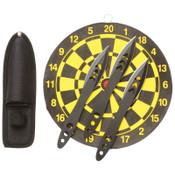 Rampant™ 4pc Knife Throwing Set