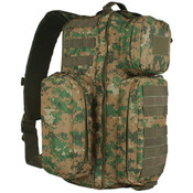 Fox Tactical ADVANCED TACTICAL SLING PACK - DIGITAL WOODLAND