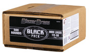 Blazer Brass Black Pack 9mm 115gr FMJ 1000rds (2 x 500 Round Cases)