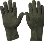Surplus Canadian Forces Light Weight Knit Gloves.