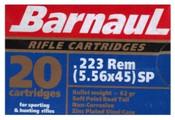 Barnaul 55 Grain 223 Rem SP 500 Rounds
